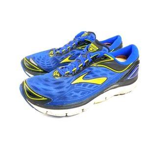 Brooks Men's Transcend 3 Running Size 10 Athletic